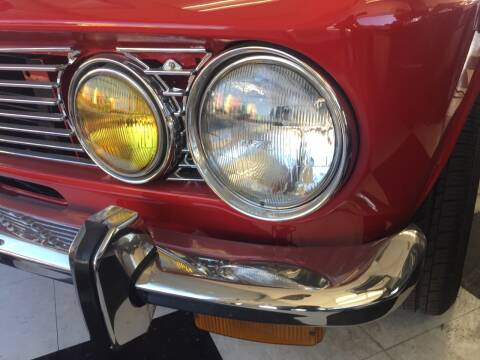 1973 Alfa Romeo GTV6