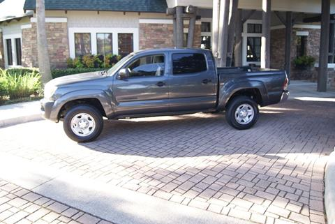 2011 Toyota Tacoma for sale in Land O Lakes, FL