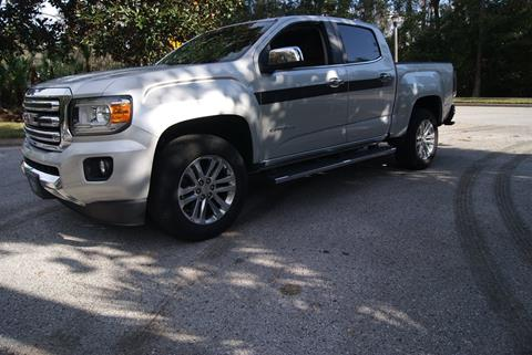 2015 GMC Canyon for sale in Land O Lakes, FL