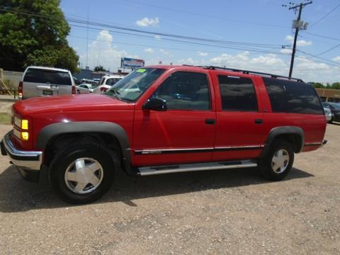 1995 GMC Suburban for sale in Waco, TX
