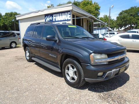 2004 Chevrolet TrailBlazer EXT for sale in Waco, TX