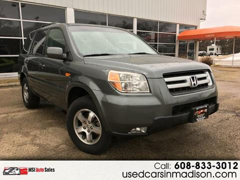 2008 Honda Pilot for sale in Middleton, WI
