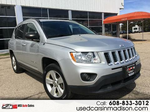 2013 Jeep Compass for sale in Middleton, WI