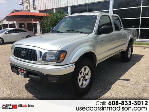 2004 Toyota Tacoma for sale in Middleton, WI