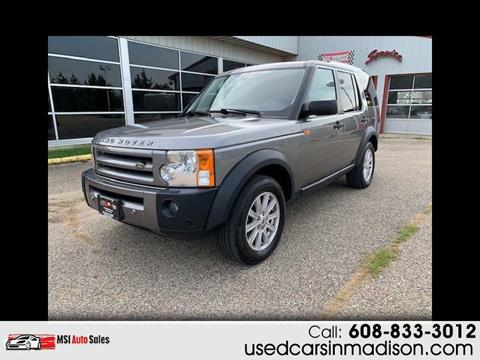 2008 Land Rover LR3 for sale in Middleton, WI