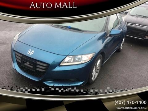 2011 Honda CR-Z for sale in Orlando, FL