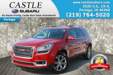2014 GMC Acadia for sale in Portage, IN