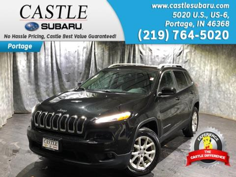 2016 Jeep Cherokee for sale in Portage, IN