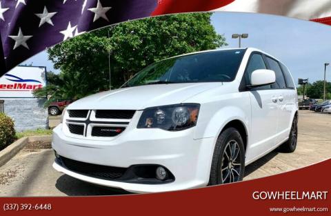 2018 Dodge Grand Caravan for sale at GoWheelMart in Leesville LA