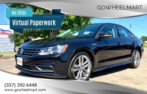 2018 Volkswagen Passat for sale at GoWheelMart in Leesville LA
