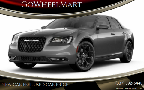 2019 Chrysler 300 for sale at GoWheelMart in Leesville LA