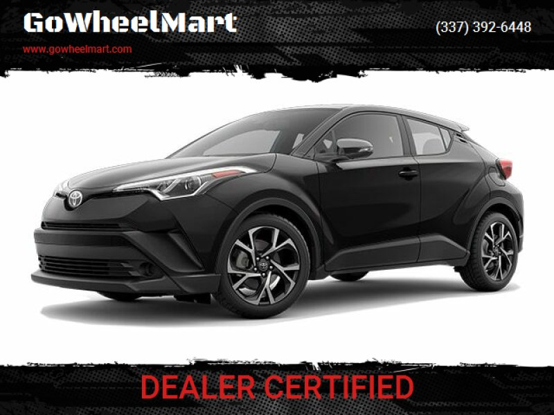 2019 Toyota C-HR for sale at GoWheelMart in Leesville LA