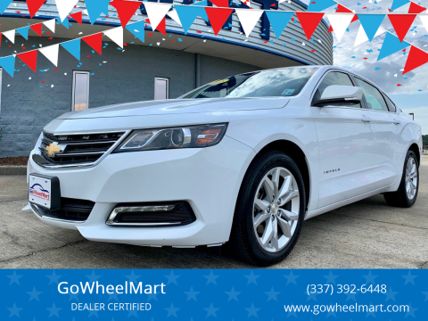 2018 Chevrolet Impala for sale at GoWheelMart in Leesville LA