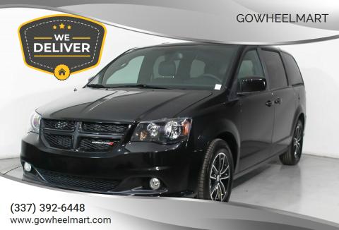 2019 Dodge Grand Caravan for sale at GoWheelMart in Leesville LA