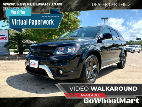 2019 Dodge Journey for sale at GoWheelMart in Leesville LA