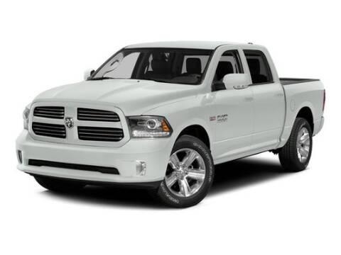 2015 RAM Ram Pickup 1500 for sale at GoWheelMart in Leesville LA