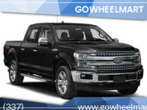 2019 Ford F-150 for sale at GoWheelMart in Leesville LA