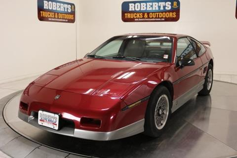 1987 Pontiac Fiero for sale in Pryor, OK