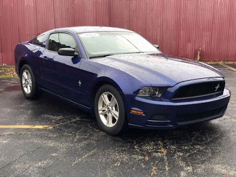 2014 Ford Mustang for sale in Robbins, IL