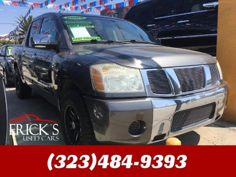 997f3c169 Used 2005 Nissan Titan For Sale in Beatrice