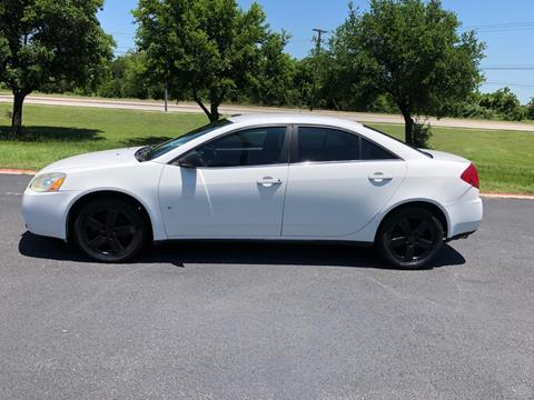 2008 Pontiac G6 for sale in Austin, TX