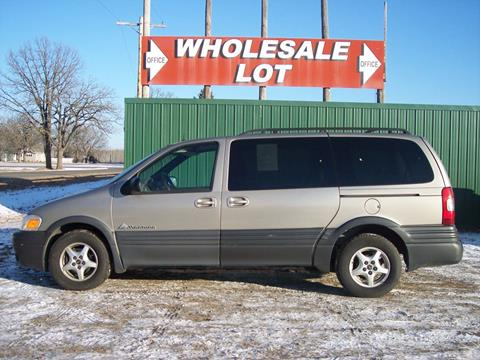 2002 Pontiac Montana for sale in Little Falls, MN