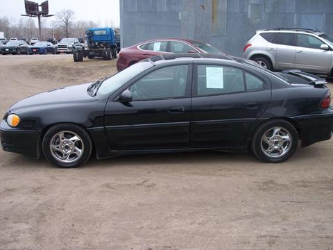 2002 Pontiac Grand Am for sale in Little Falls, MN