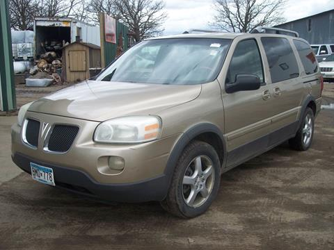 2006 Pontiac Montana SV6 for sale in Little Falls, MN