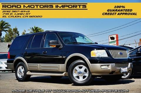 2004 Ford Expedition for sale at Road Motors Imports in El Cajon CA