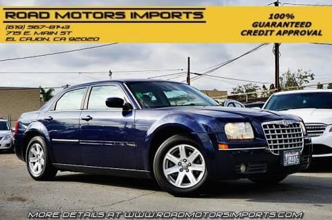 2006 Chrysler 300 for sale at Road Motors Imports in El Cajon CA