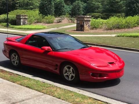 1998 Pontiac Firebird for sale in Grayson, GA