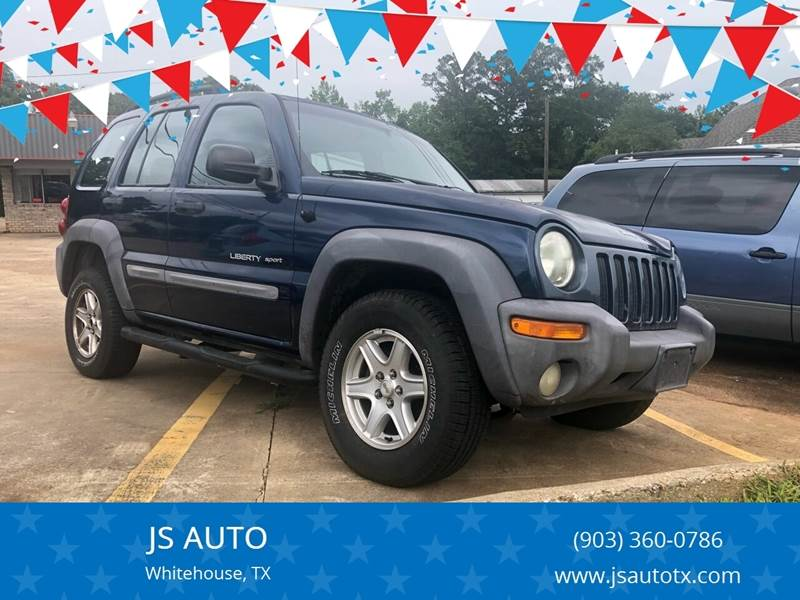 2002 Jeep Liberty for sale in Whitehouse, TX