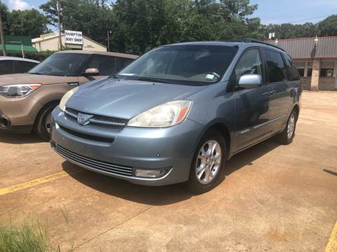 Toyota Tyler Tx >> 2005 Toyota Sienna For Sale In Whitehouse Tx