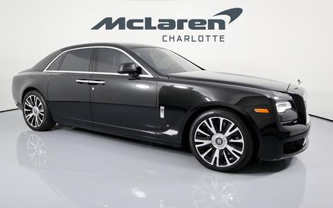 2018 Rolls-Royce Ghost for sale in Charlotte, NC