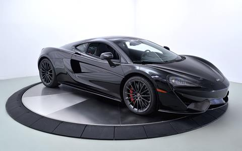 2018 McLaren 570GT for sale in Charlotte, NC