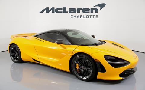 2018 McLaren 720S for sale in Charlotte, NC