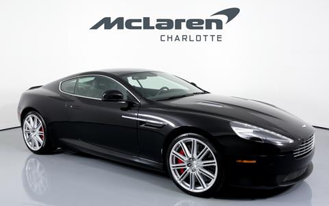 Aston Martin Db9 For Sale In Florence Sc Carsforsalecom