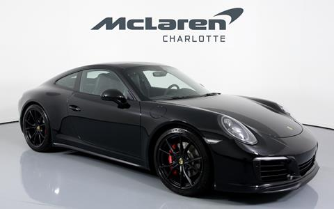 2018 Porsche 911 for sale in Charlotte, NC