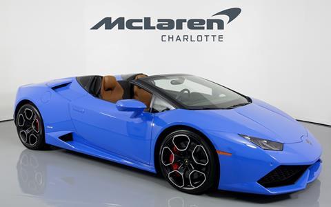 Used Lamborghini Huracan For Sale In Florence Sc Carsforsalecom