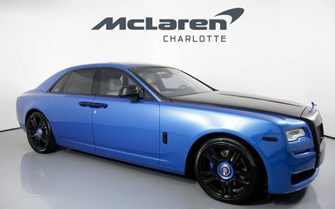 2015 Rolls-Royce Ghost for sale in Charlotte, NC