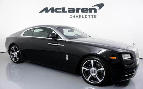 2016 Rolls-Royce Wraith for sale in Charlotte, NC