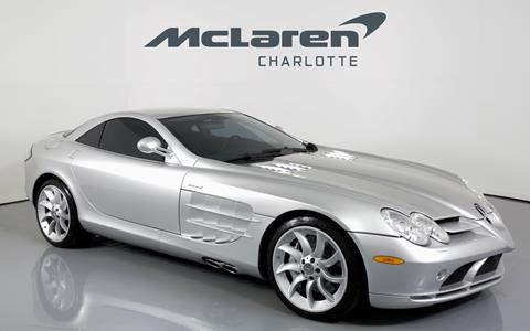 2006 Mercedes-Benz SLR for sale in Charlotte, NC