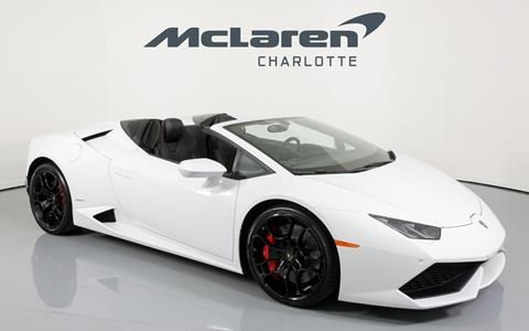 2017 Lamborghini Huracan for sale in Charlotte, NC