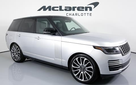 2019 Land Rover Range Rover for sale in Charlotte, NC