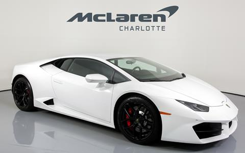 2016 Lamborghini Huracan for sale in Charlotte, NC