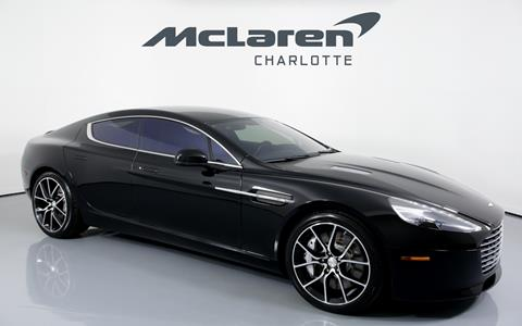 2015 Aston Martin Rapide S for sale in Charlotte, NC