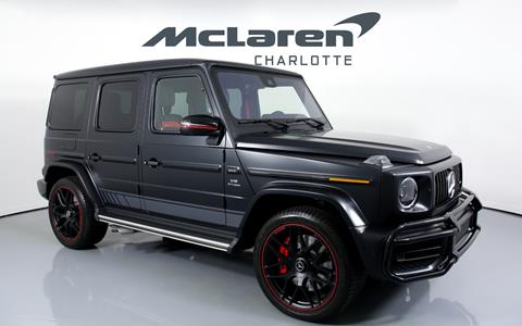 2019 Mercedes-Benz G-Class for sale in Charlotte, NC