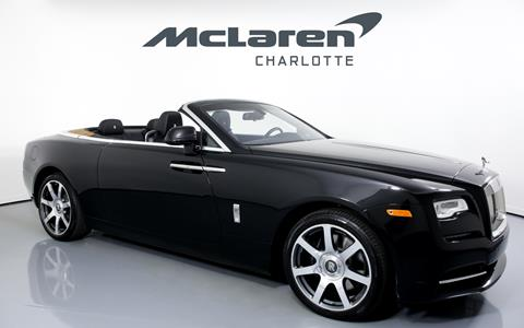 2016 Rolls-Royce Dawn for sale in Charlotte, NC