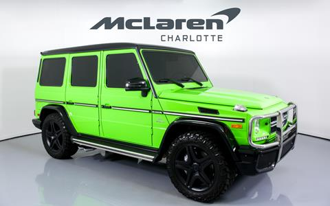 2017 Mercedes-Benz G-Class for sale in Charlotte, NC