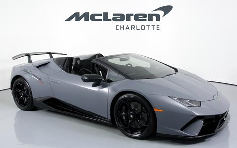 2018 Lamborghini Huracan for sale in Charlotte, NC